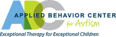Logo for Applied Behavior Center for autism. Exceptional therapy for exceptional children