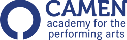 Logo for Camen Academy of the Performing Arts.