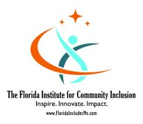 The Florida Institute for Community Inclusion logo.
