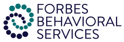 Logo for Forbes Behavioral Services logo.