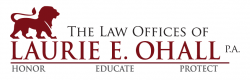The Law Offices of Laurie E. Ohall P.A. logo