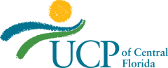 Logo for UCP of Central Florida.