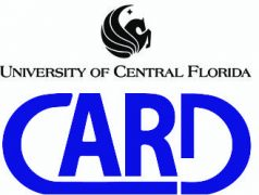 Logo for UCF CARD.