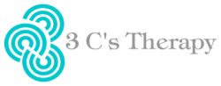 Logo for 3 C's Therapy.