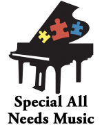 Special All Needs Music Logo