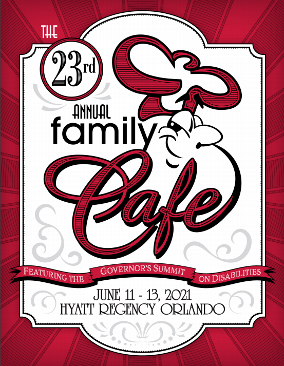 The Family Cafe ad