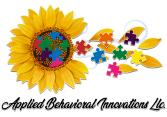 Logo for Applied Behavioral Innovations LLC.
